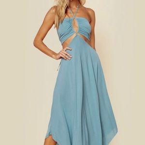 Planet Blue | Sheena Scarf Dress